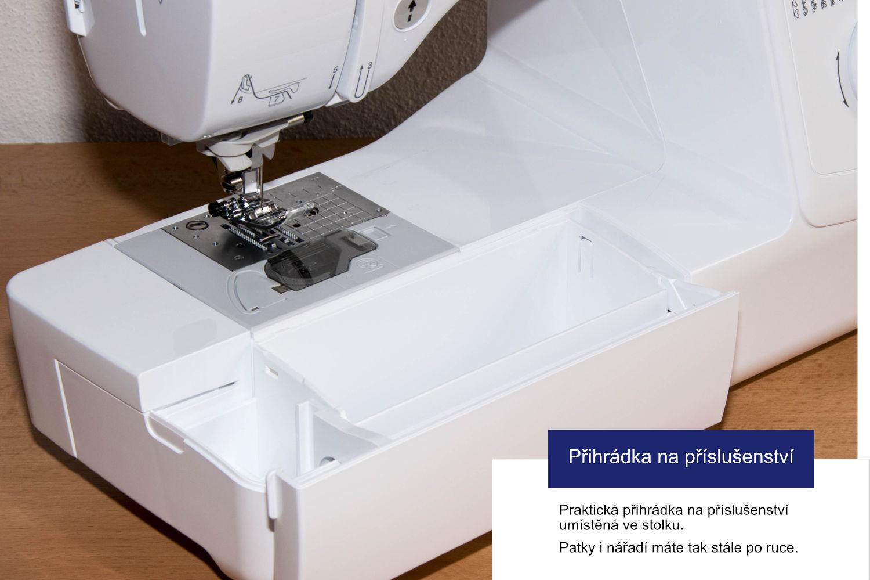 šicí stroj Brother Innov-Is A150 + přídavný stolek za 2070KčZDARMA-6