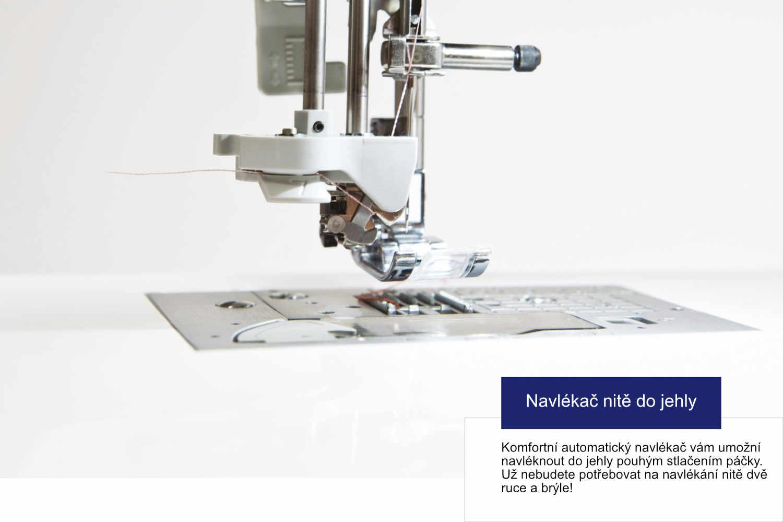 šicí stroj Brother Innov-Is A150 + přídavný stolek za 2070KčZDARMA-8