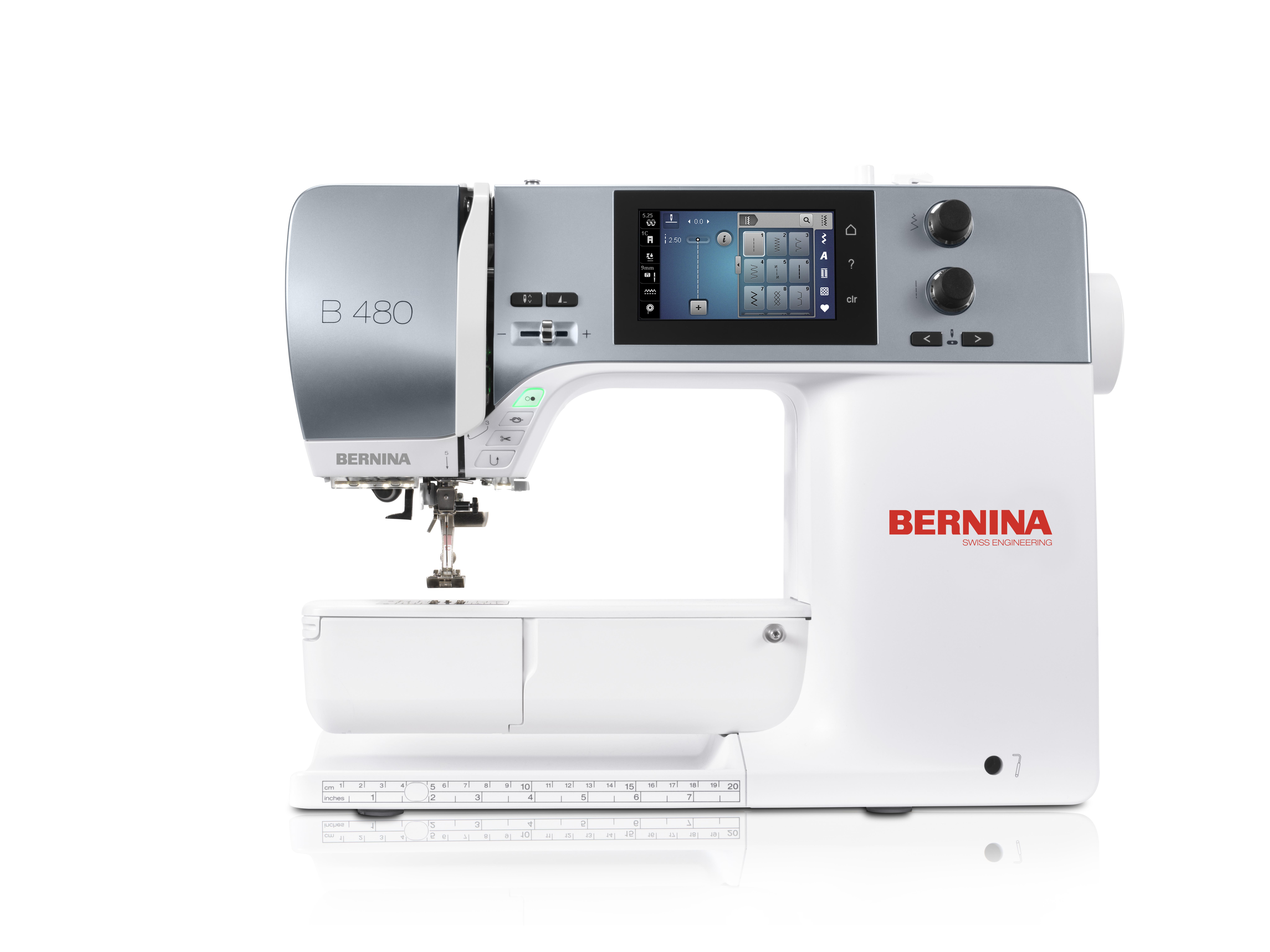 šicí stroj Bernina 480-2