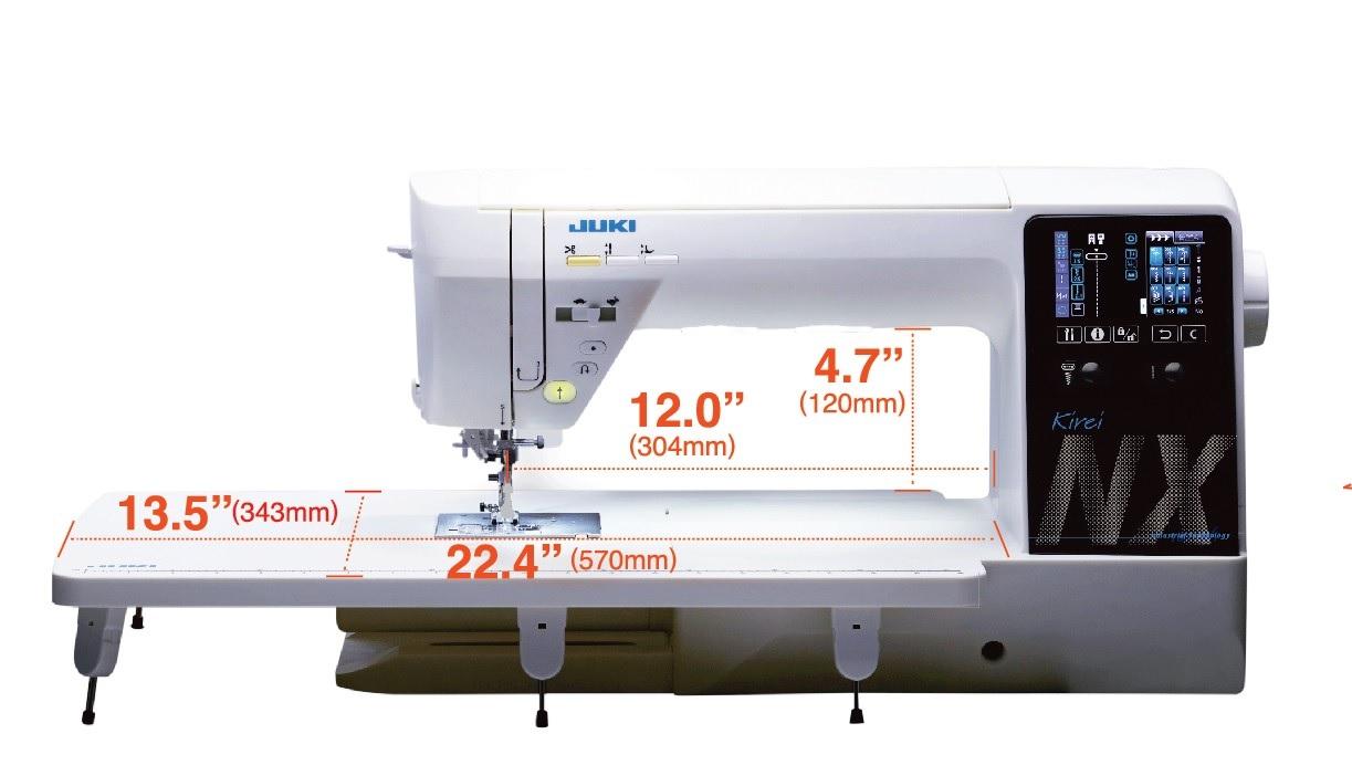 šicí stroj Juki HZL - NX 7-1