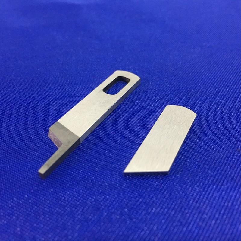 nůž spodní + vrchní pro overlock Singer 14U a Babylock-1