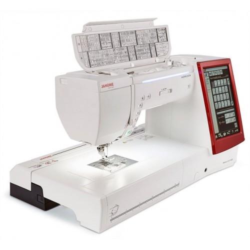 šicí a vyšívací stroj Janome MC 14000 + dárek-1