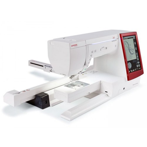 šicí a vyšívací stroj Janome MC 14000 + dárek-3