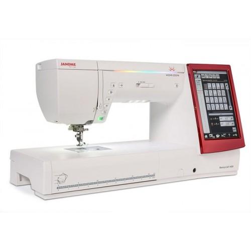 šicí a vyšívací stroj Janome MC 14000 + dárek-5