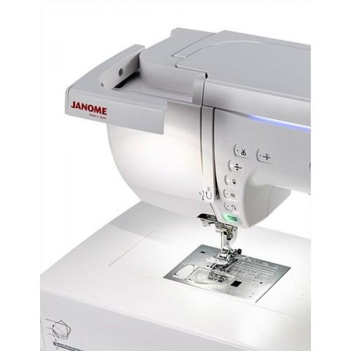 šicí a vyšívací stroj Janome MC 14000 + dárek-7