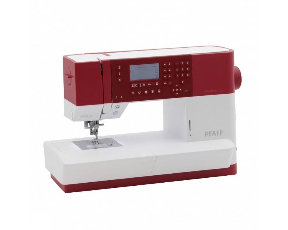 šicí a vyšívací stroj Pfaff Creative 1.5 + Vyšívací jednotka+dárek-1