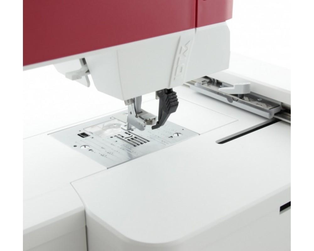 šicí a vyšívací stroj Pfaff Creative 1.5 + Vyšívací jednotka+dárek-6