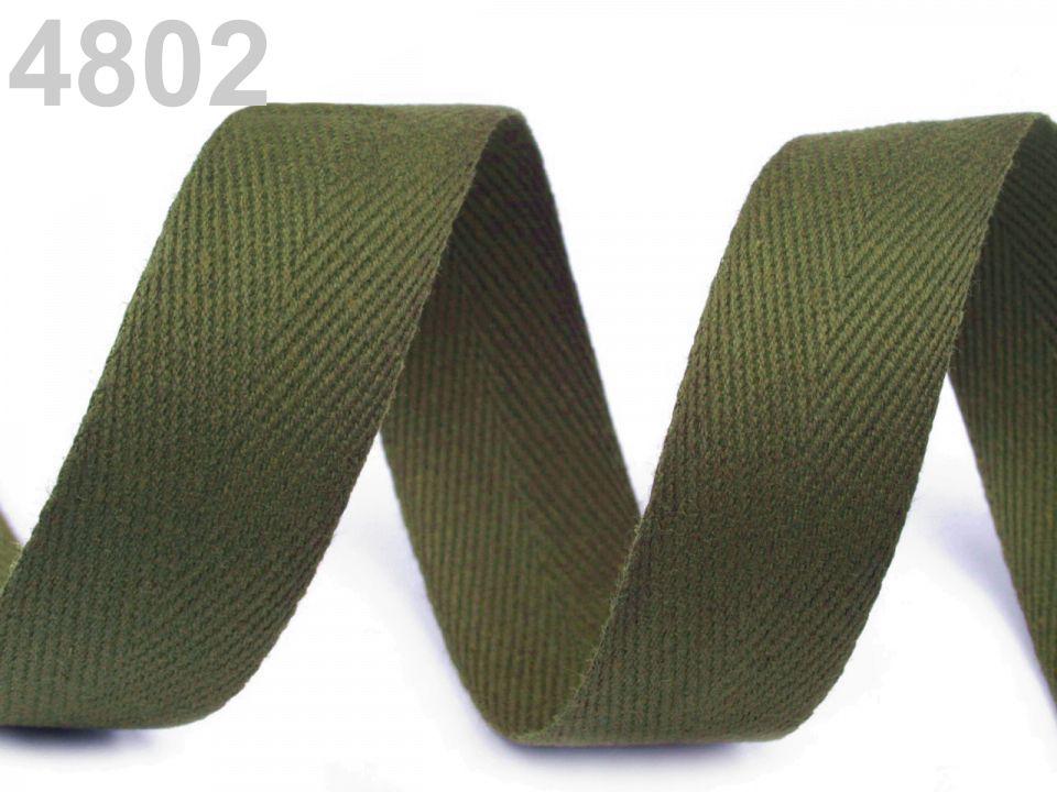 tkaloun keprovka 30mm různé barvy-4