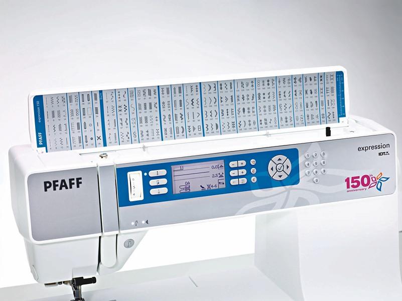 šicí stroj Pfaff Expression 150 LE-4