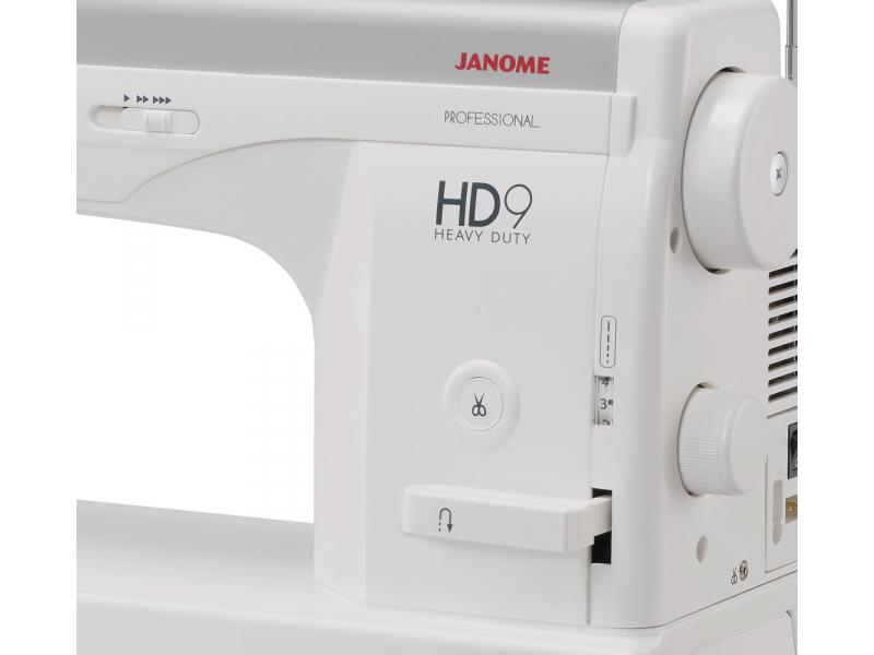 šicí stroj Janome HD9-4