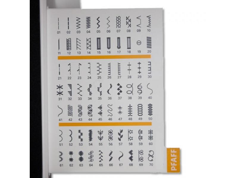 šicí stroj Pfaff Passport 2.0 + sada patek ZDARMA-4