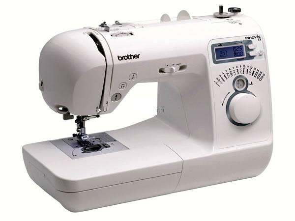 šicí stroj Brother NV 15 + dárek-6