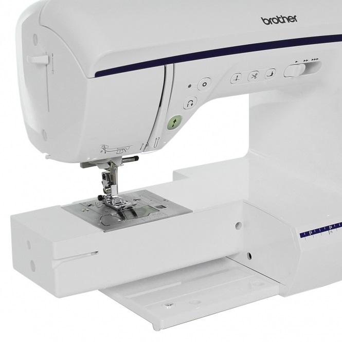 šicí stroj Brother NV 1800 + quiltovací sada v hodnotě 1200Kč ZDARMA-3