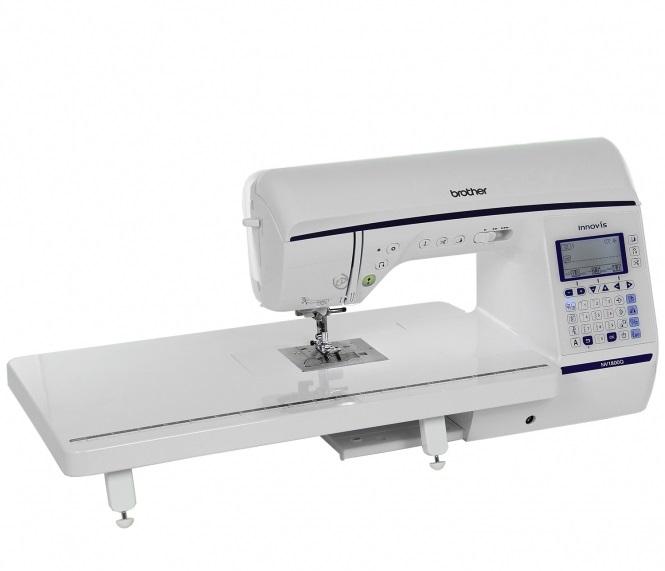 šicí stroj Brother NV 1800 + quiltovací sada v hodnotě 1200Kč ZDARMA-4