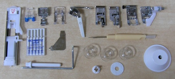 šicí stroj Bernette Milan 8 + záruka 3 roky-6