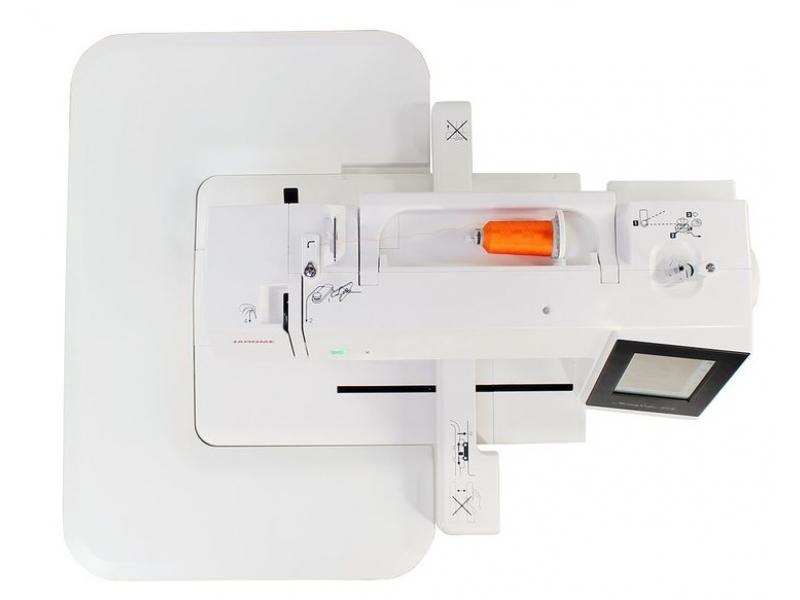 vyšívací stroj Janome 500 E + vyšívací sada ZDARMA-2