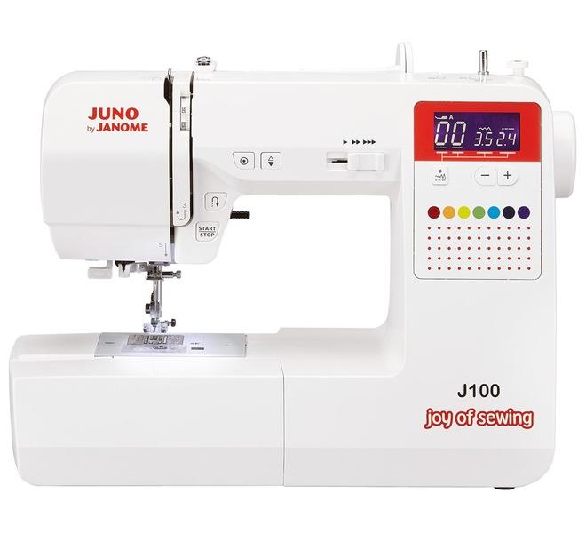 šicí stroj JUNO J100 + sada kvalitních jehel Organ ZDARMA-1