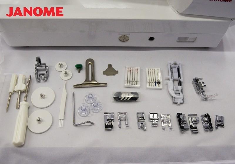 šicí stroj Janome MC 6600 Profesional + záruka 5-let-1