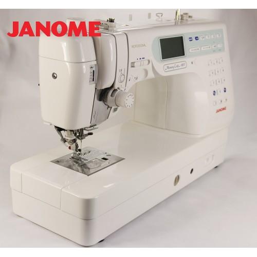 šicí stroj Janome MC 6600 Profesional + záruka 5-let-7