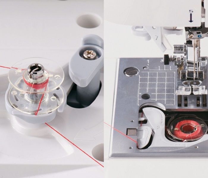 šicí stroj Juki HZL - DX 3-3