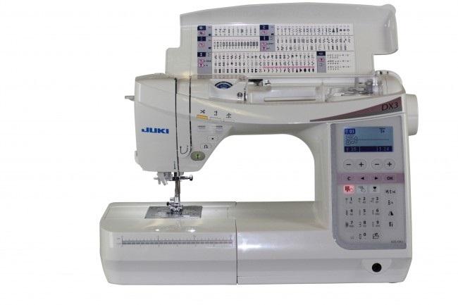 šicí stroj Juki HZL - DX 3-5