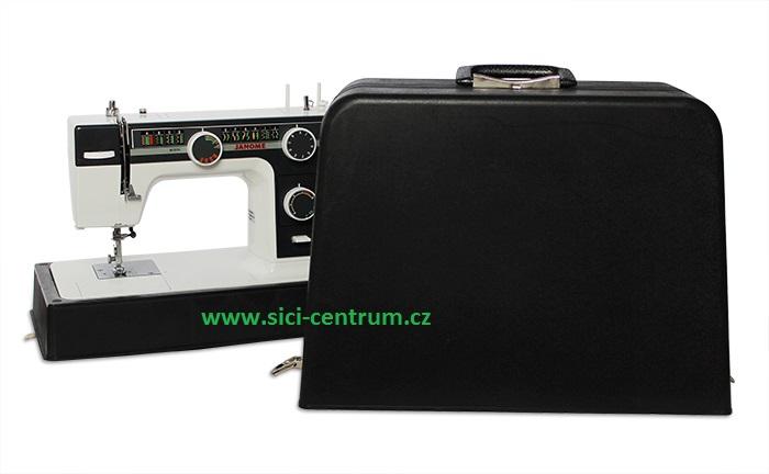 kufříkový šicí stroj Janome 393 včetně kufru-1