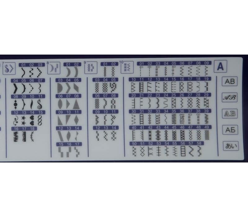 šicí a vyšívací stroj Brother NV 2600-5