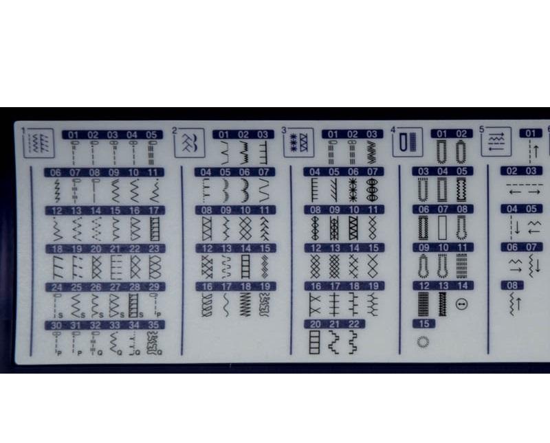 šicí a vyšívací stroj Brother NV 2600-6