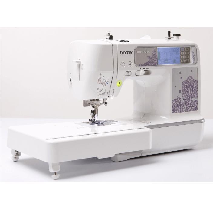šicí a vyšívací stroj Brother NV 955 + software PeDesign Plus ZDARMA-1