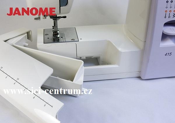 šicí stroj Janome 415-1