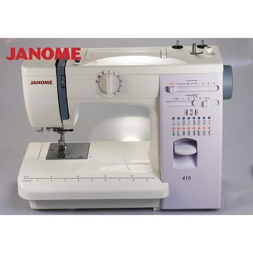šicí stroj Janome 415 + dárek-5