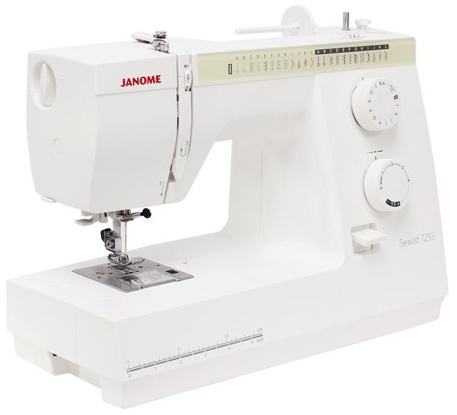 šicí stroj Janome SEWIST 725S + dárek-3