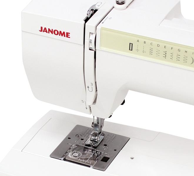 šicí stroj Janome SEWIST 725S + dárek-6