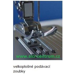 šicí stroj Veronica Optima 200  + sada kvalitních jehel Organ ZDARMA-4