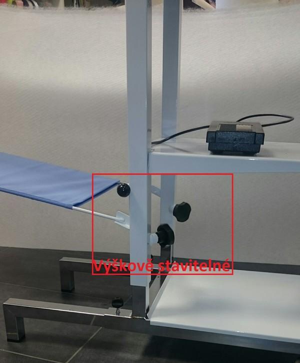 žehlící prkno Comelux C 1,5l - výškově stavitelné-3