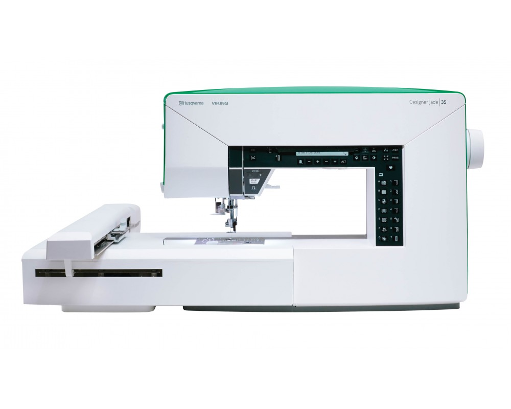 šicí a vyšívací stroj Husqvarna Designer JADE 35-7