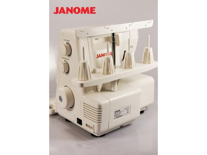overlock Janome 990D + záruka 5-let-4