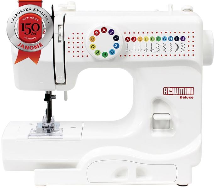 šicí stroj Janome SEW MINI DX2 (Dětský)-1