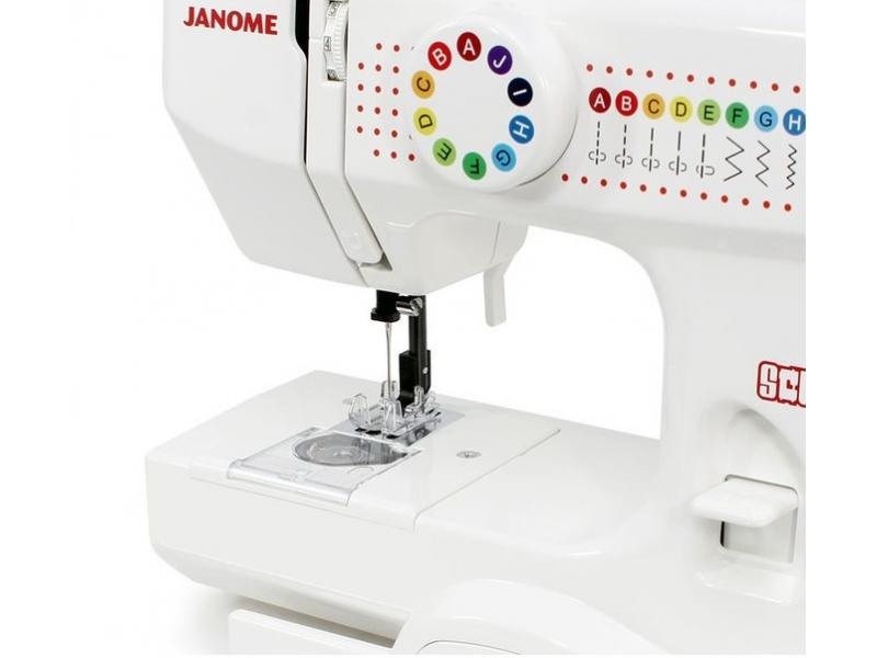 šicí stroj Janome SEW MINI DX2 (Dětský)-5