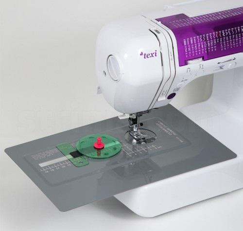 Universální šicí kružítko pro všechny šicí stroje-2