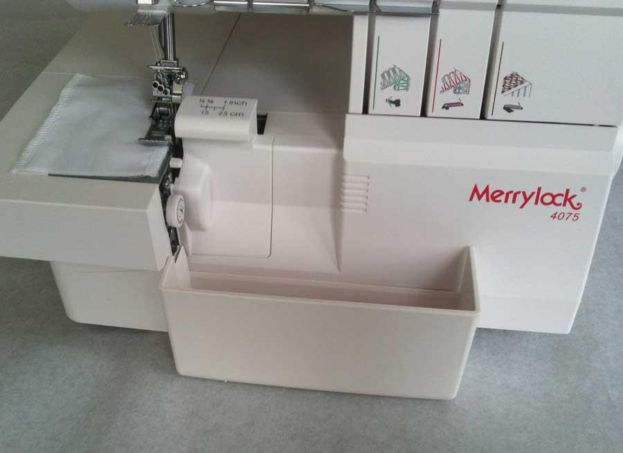 overlock a coverlock Merrylock MK 4075+ sada kvalitních jehel Organ ZDARMA-3