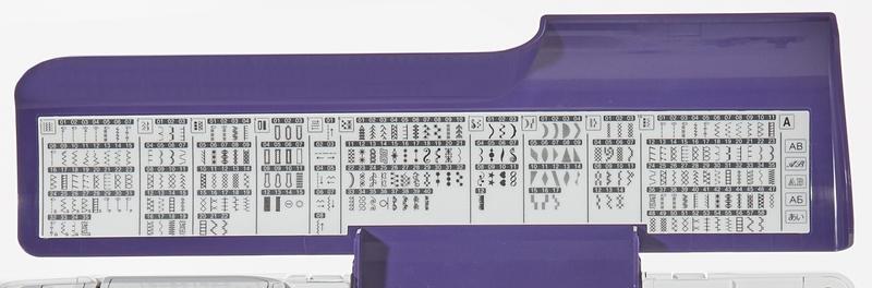 šicí a vyšívací stroj Brother F480E + dárek-1