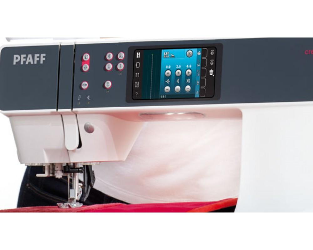 šicí a vyšívací stroj Pfaff Creative 3.0-3