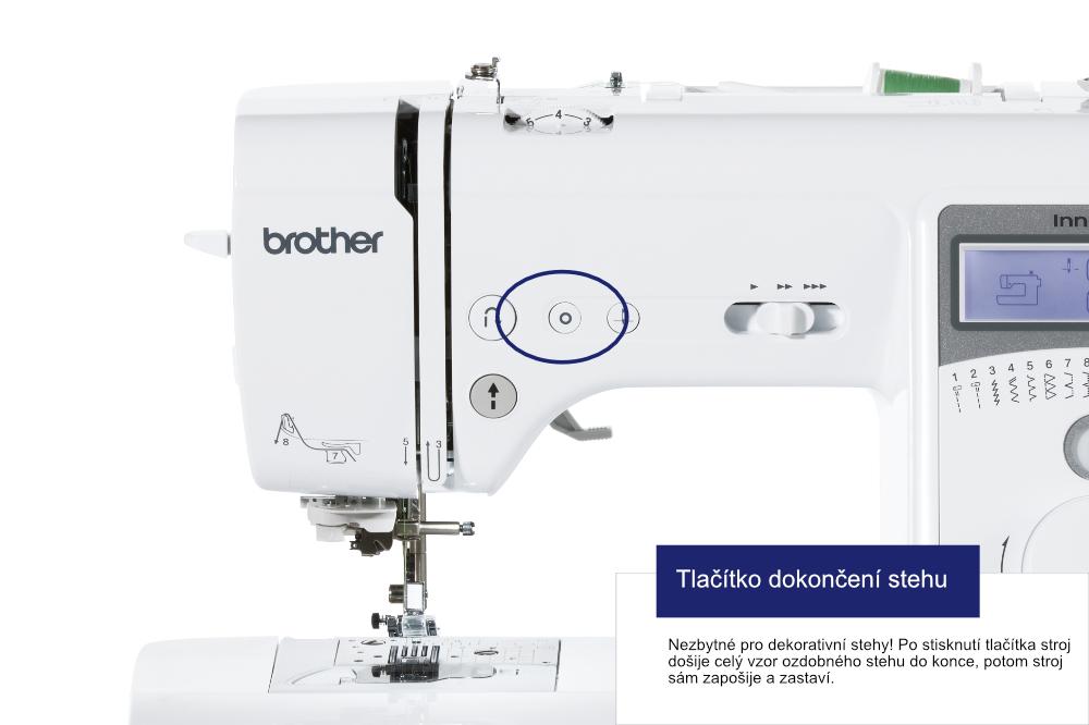 šicí stroj Brother Innov-Is A16-5