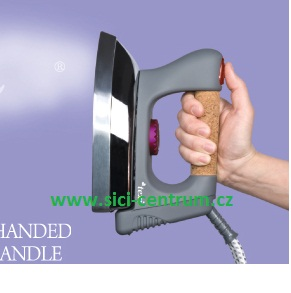 žehlící prkno COMELUX C5 Soft s vyvíječem páry 5l a žehličkou-3