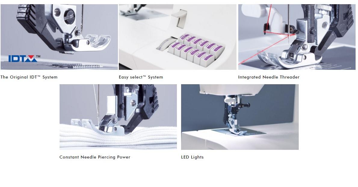 šicí stroj Pfaff Select 4.2-2