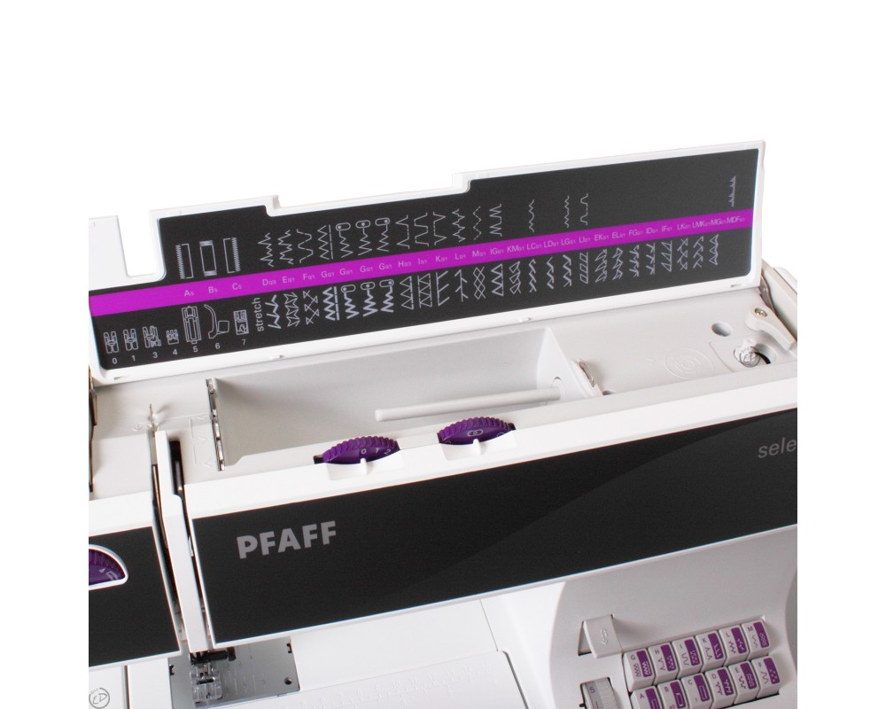 šicí stroj Pfaff Select 4.2-3