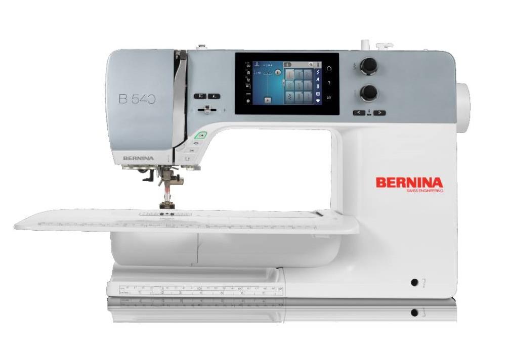 šicí stroj Bernina 540QE-1