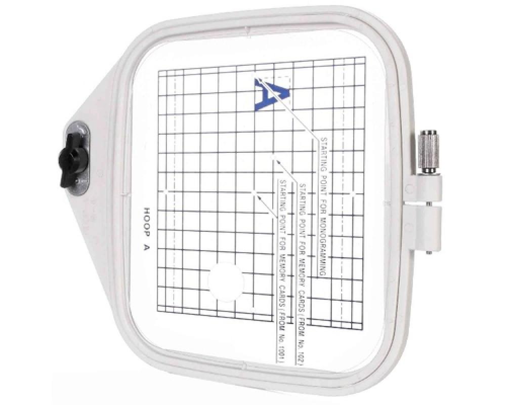 vyšívaví rámeček HOOP A JANOME 126x110mm-2