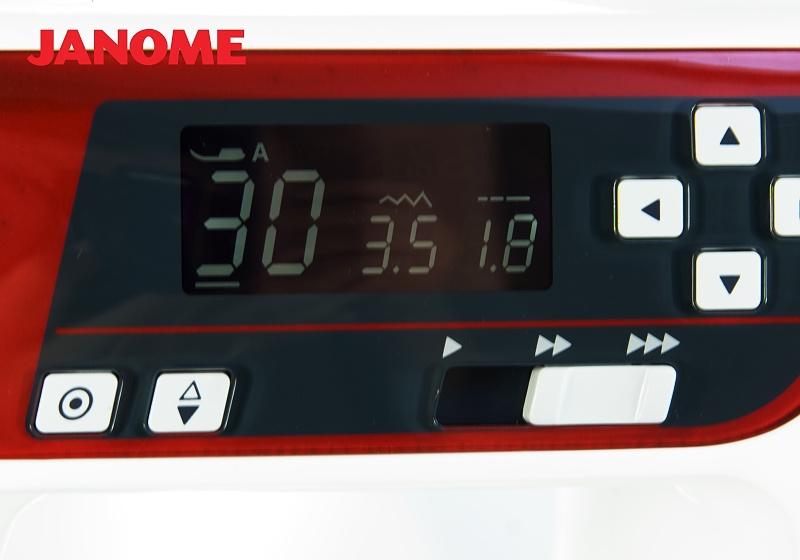 šicí stroj Janome 603 DXL-6